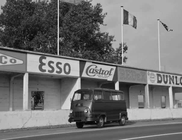 Balades insolites en Champagne My Vintage Tour Company Estafette circuit