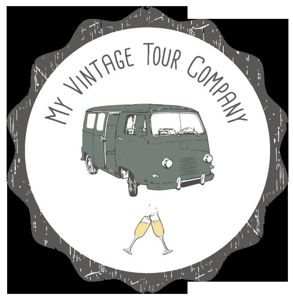 My Vintage Tour Company Logo